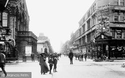 Linthorpe Road 1913, Middlesbrough