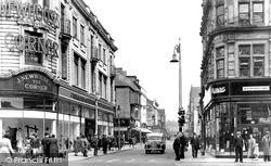 Linthorpe Road 1951, Middlesbrough