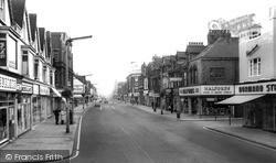 Linthorpe Road c.1960, Middlesbrough
