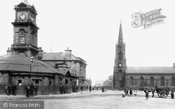 Market Place 1896, Middlesbrough