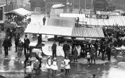 Market Place 1913, Middlesbrough