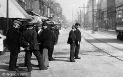 Men, Corporation Road 1901, Middlesbrough