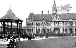 Municipal Buildings 1901, Middlesbrough