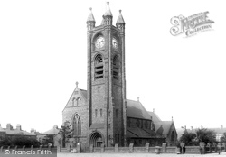 North Ormesby Church 1896, Middlesbrough