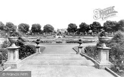 Pallister Park c.1955, Middlesbrough