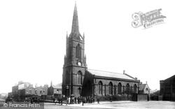 St Hilda's Church 1896, Middlesbrough