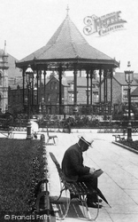 The Bandstand 1901, Middlesbrough