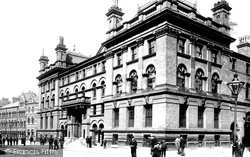 The Exchange 1896, Middlesbrough