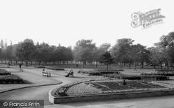 The Park c.1965, Middlesbrough