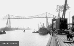 The Transporter Bridge 1913, Middlesbrough