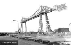 The Transporter Bridge c.1965, Middlesbrough