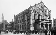 Middlesbrough, the Wesleyan Chapel 1896