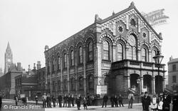 The Wesleyan Chapel 1896, Middlesbrough