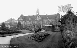 Victoria Park c.1965, Middlesbrough