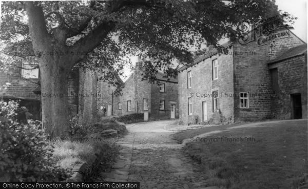 Photo of Middlesmoor, c.1960