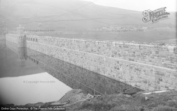 Photo of Middlesmoor, Evening At Scar Reservoir c.1932