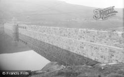 Evening At Scar Reservoir c.1932, Middlesmoor