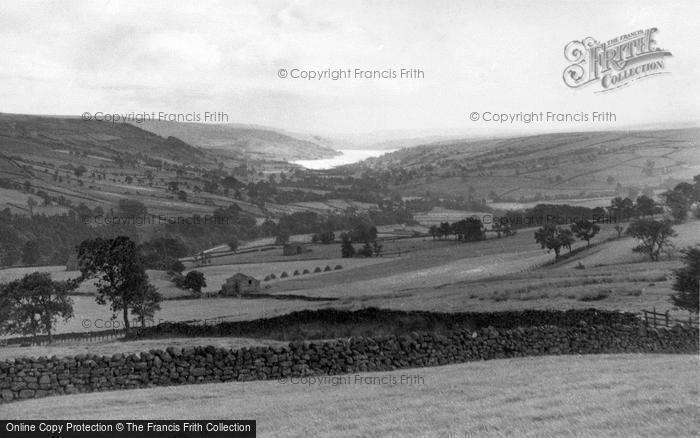 Photo of Middlesmoor, Nidderdale c.1955