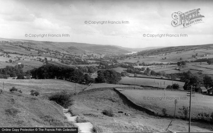 Photo of Middlesmoor, Nidderdale c.1960