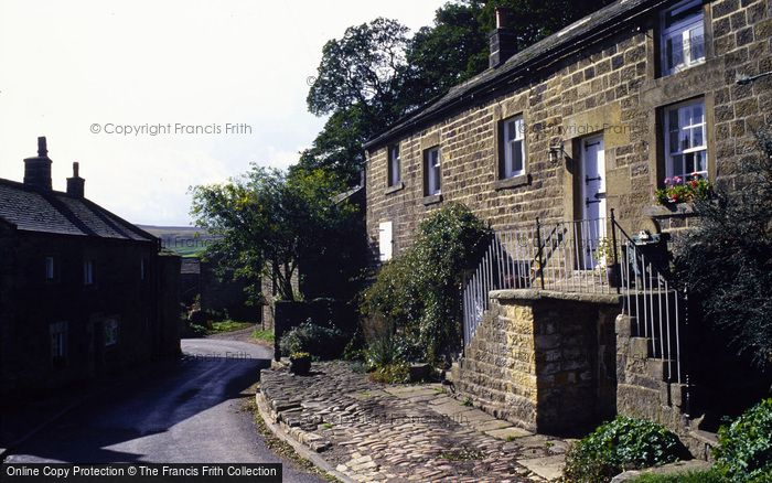 Photo of Middlesmoor, Nidderdale Characteristic Cottages c.1995