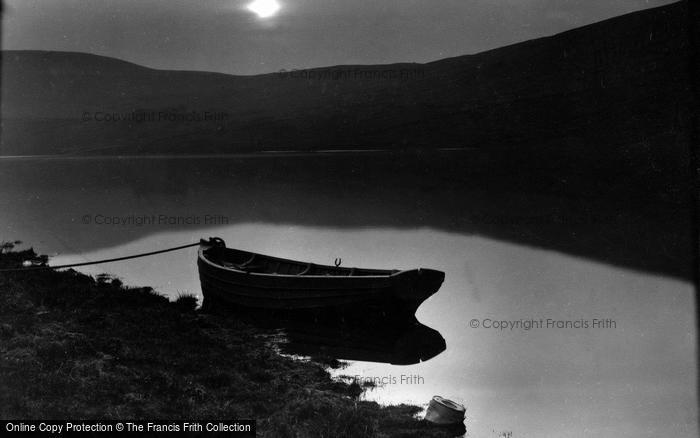 Photo of Middlesmoor, Scar Reservoir c.1932