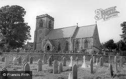 The Church c.1955, Middlesmoor
