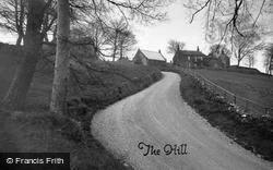 The Hill c.1935, Middlesmoor