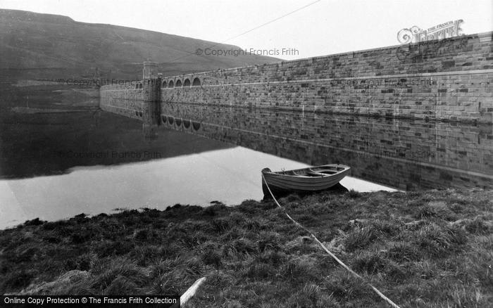 Photo of Middlesmoor, The Scar Reservoir c.1932
