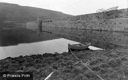 The Scar Reservoir c.1932, Middlesmoor