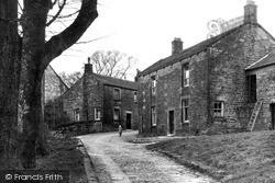 The Village c.1935, Middlesmoor