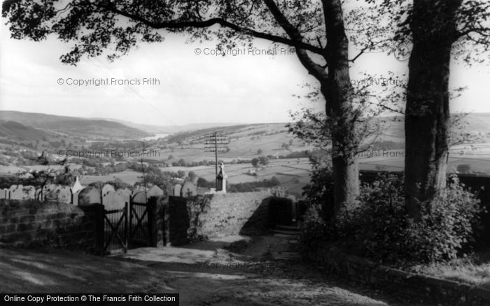 Photo of Middlesmoor, View From The Church c.1960