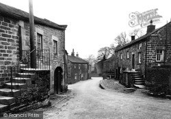 Village Street c.1935, Middlesmoor