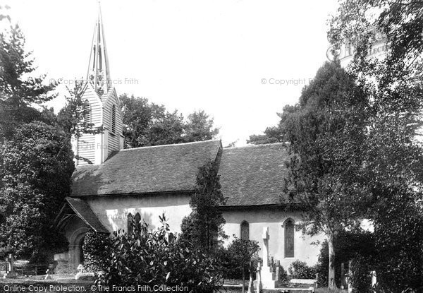 Middleton, Church 1895.  (Neg. 35489)  © Copyright The Francis Frith Collection 2005. http://www.francisfrith.com
