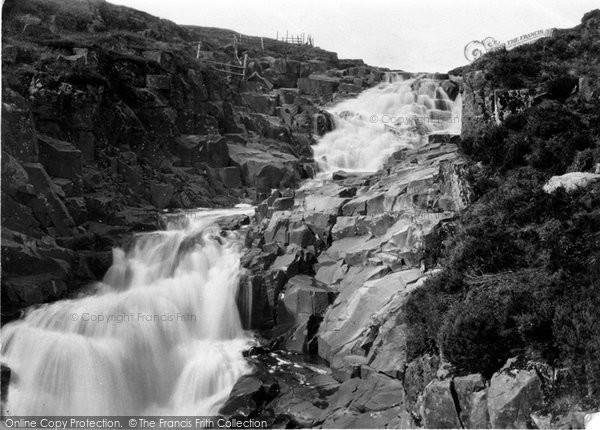 Photo of Middleton In Teesdale, Cauldron Snout 1914