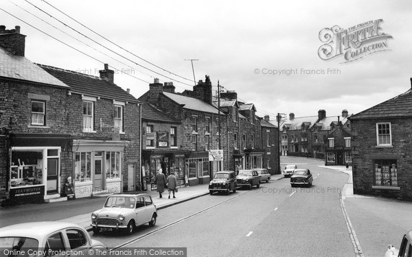 Photo of Middleton In Teesdale, Market Place 1964