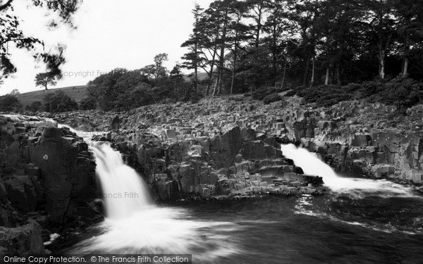 Photo of Middleton-In-Teesdale, the Salmon Leap c1960, ref. m136074