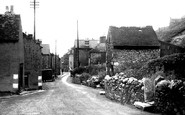 Middleton, Main Street 1951