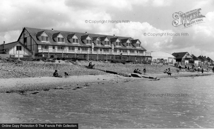 Photo of Middleton On Sea, Southdean Holiday Centre c.1960