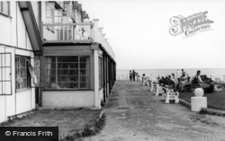 Middleton-on-Sea, Southdean Holiday Centre c.1960