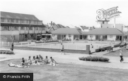 Middleton-on-Sea, Southdean Holiday Centre c.1965