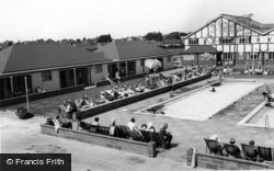 Middleton-on-Sea, Southdean Holiday Centre Chalets c.1965