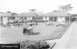 Middleton-on-Sea, Southdean Holiday Centre Gardens c.1965