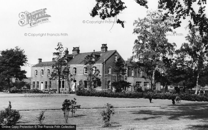 Photo of Middleton St George, Ropner Convalescent Home c.1960