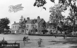 Middleton St George, Ropner Convalescent Home c.1960