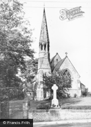 St Laurence's Church c.1960, Middleton St George