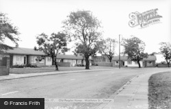 Middleton St George, The Old People's Homes c.1960