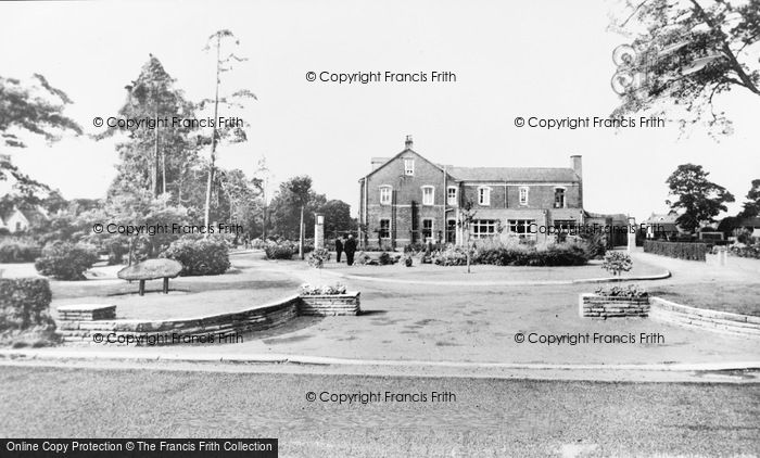 Photo of Middleton St George, The Ropner Convalescent Home c.1960