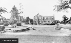 Middleton St George, The Ropner Convalescent Home c.1960