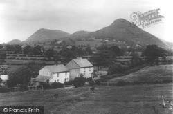 Middletown, Breiddon Hills Range c.1940