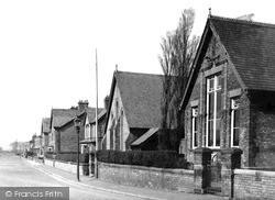 Middlewich, King Street Schools c.1950